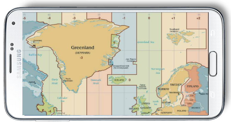 World map time zone android apps on google play world map time zone screenshot gumiabroncs Gallery