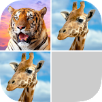 Guess Zoo Animal Pair Icon