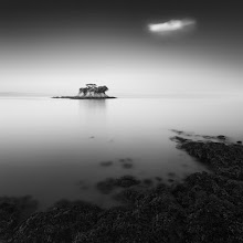 """Photo: """"Rat Rock Island"""" - http://www.createwithlightphotography.com  This is a 150 second exposure of Rat Rock Island in the China Camp State Park, Marin County, California.  I was in San Francisco for a conference in early May and had the opportunity to spend a wonderful Sunday evening with my good friends, +Nathan Wirth , +Steve-Maxx landeros and +Stefan Bäurle . This was my first visit to this magical state park and it was a real treat. I managed to capture the only cloud of the evening there in this image. Thanks so much guys, I loved hanging out with you and getting to know you even better.  I used a 10 stop ND filter, and stacked a 3 stop and 1 stop soft grad ND filter to get the right tonal balance.  This is my contribution to the #LongExposureThursday theme, kindly curated by +Francesco Gola and +Le Quoc , the #ThirstyThursday theme, kindly curated by +Giuseppe Basile and +Mark Esguerra , the #FineArtPls theme, curated by the lovely +Marina Chen and +Fineao Fang , the #BWFineArtLE theme, curated by the amazing Mr +Joel Tjintjelaar and +Black and White Fine Art Photography Gallery , #SquaresAreSassy curated by my dear friend, +Nathan Wirth , my awesome muse, friend and supporter +dene' miles and finally the #PlusPhotoExtract theme, run by the awesome +Jarek Klimek  All thoughts and comments welcome.  Please visit my website to view more of my images: http://www.createwithlightphotography.com  #PlusPhotoExtract #GrantMurray #GrantMurrayPhotography #BWFineArtLE #FineArtPls"""