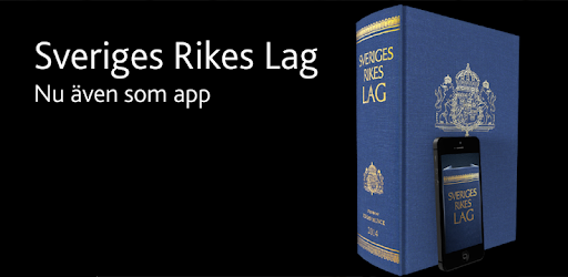 App version of Sveriges Rikes Lag 2019 for you who bought the book