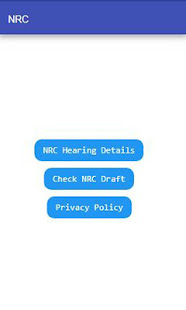 Download NRC Details- Check your NRC hearing Details No Ads For PC Windows and Mac apk screenshot 1