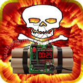 Crack Screen Prank : Time Bomb Android APK Download Free By A.N Technology