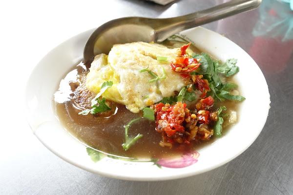仁德美食 仁德上崙肉粿~軟Q肉粿帶著滿滿肉燥香 在地人激推必吃美食