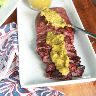 Roasted Sweet Pepper Chimichurri Recipe