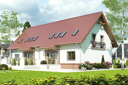 projekt Sosnówka II bez garażu B-BL2