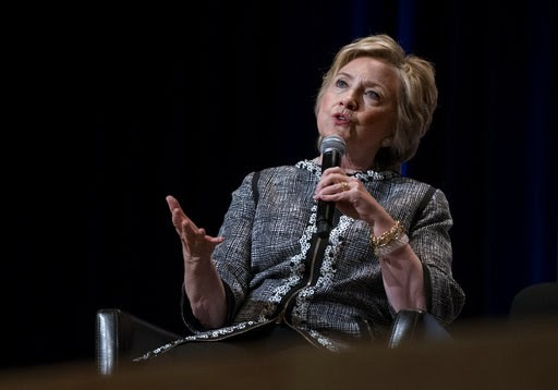Hillary Clinton still has access to classified information