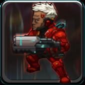 Metal man combat