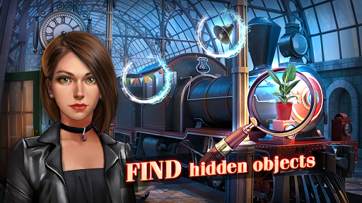 Hidden Object Games: Mystery of the City apklade screenshots 1