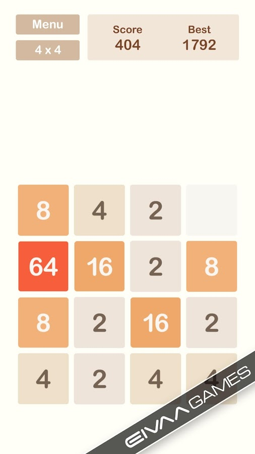 2048 - Best Game Ever- screenshot