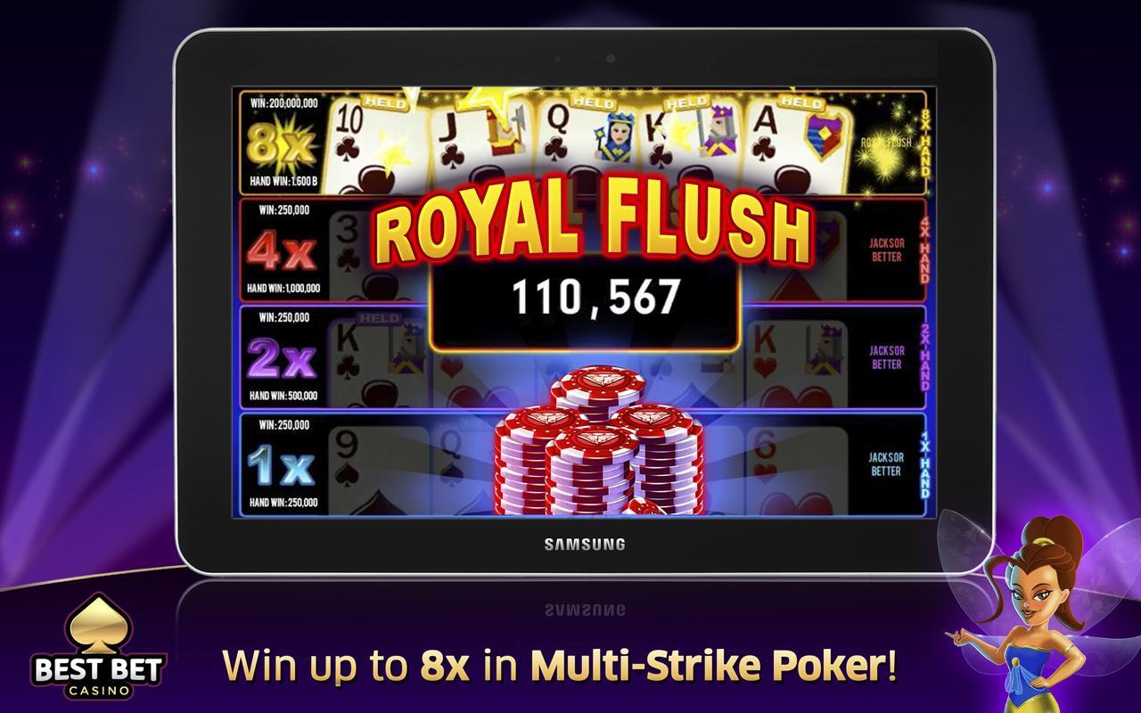 5 bet casino free