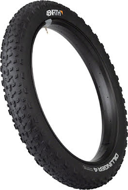 "45NRTH Dillinger 4 Studdable Fat Bike Tire - 26 x 4.0"" - 120tpi alternate image 2"