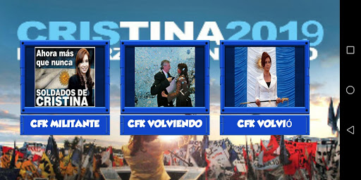 CFK PRESIDENTA HAY 2019 1.0 de.gamequotes.net 2