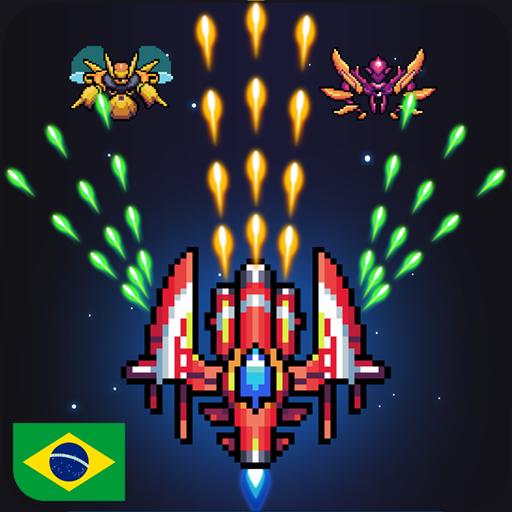 Invasores alienígenas atacam sua galáxia, destrua tudo com jogos de tiro grátis!