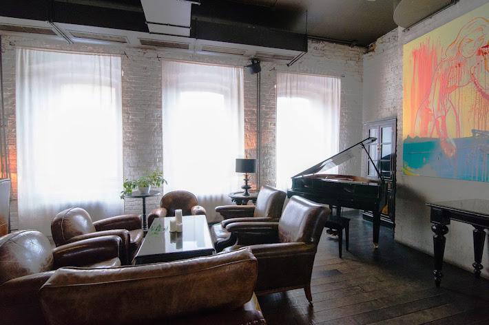 Фото №8 зала Зал «Ресторанный»