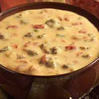 VELVEETA® Spicy Sausage Dip Recipe