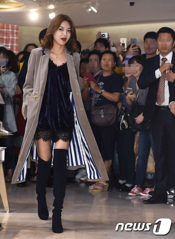 sooyoung legs 14