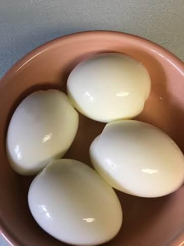 Steamed, Not Boiled, Eggs
