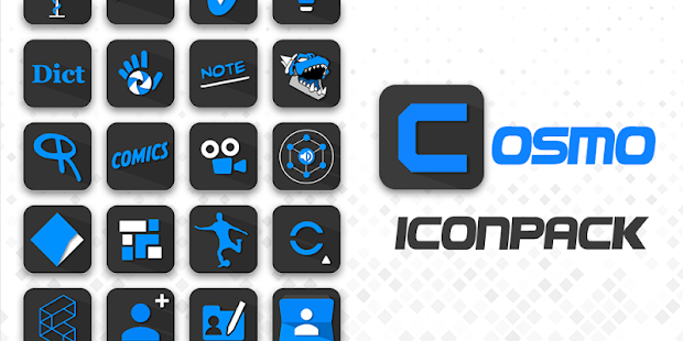 Cosmo - Icon pack Screenshot