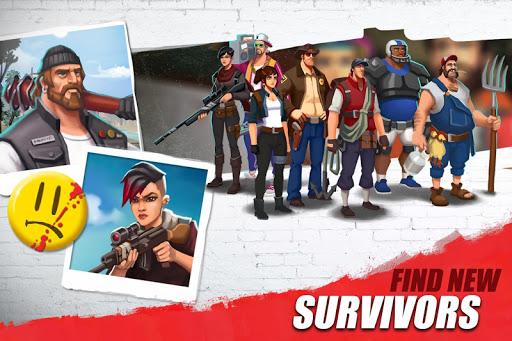 Zombie Faction - Battle Games for a New World  screenshots 17