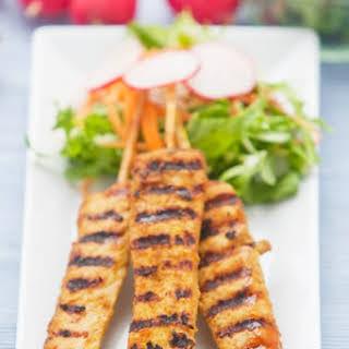 Chicken Satay.