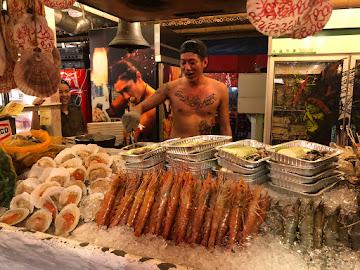 高大俠海鮮燒烤Bar