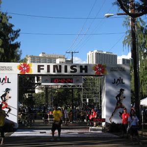 2007年ホノルルマラソン