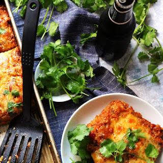 Easy Mexican Vegetable Quinoa Casserole Recipe