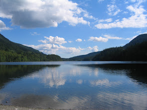 Photo: Buntzen Lake