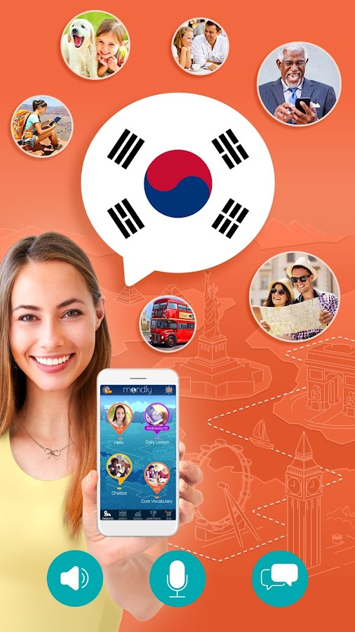 Learn Korean. Speak Korean- screenshot