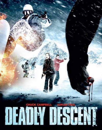 Filme Poster Resgate Mortal DVDRip XviD & RMVB Dublado