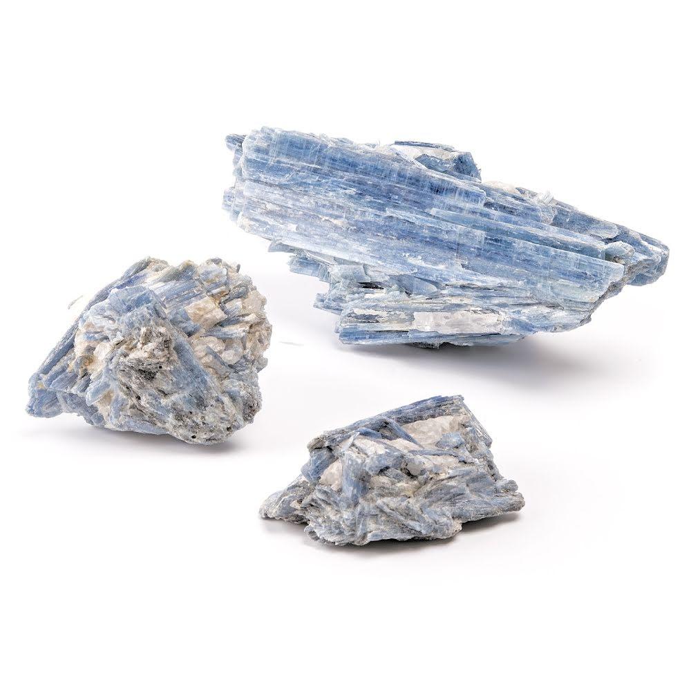 Blå Kyanitkluster