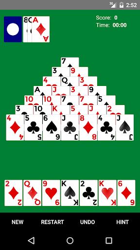 Pyramid 13 - Pyramid Solitaire  screenshots 1