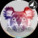 Australia Day for Xperia™ icon