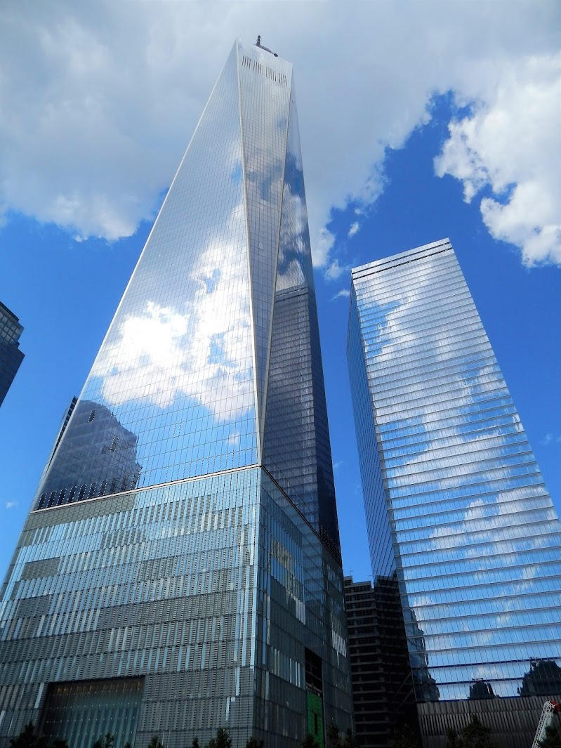 Freedom Tower NYC. di peppenyc