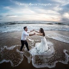 Wedding photographer Antonio García (antoniogarca). Photo of 16.10.2015