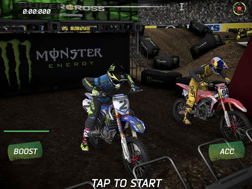 Monster Energy Supercross Game