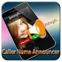 Caller SMS Name Announcer icon
