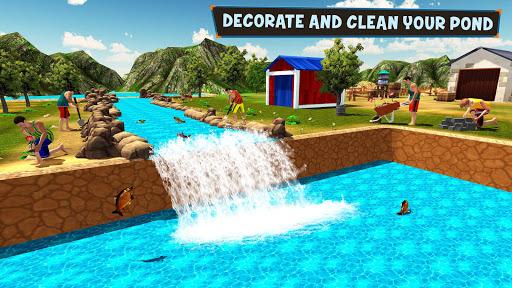 Primitive Technology: Fish Pond Building Sim 1.0 screenshots 12