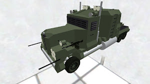 Mk4 Armoured Truck