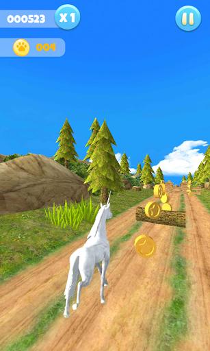 Einhornlauf APK MOD screenshots 2