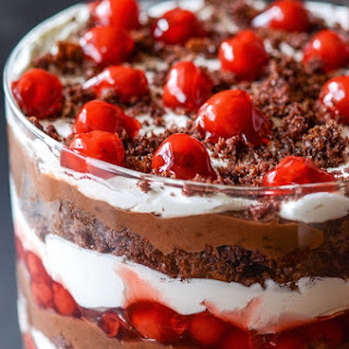 Black Forest Trifle.