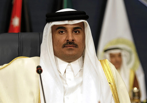 Emir of Qatar Sheikh Tamim bin Hamad al-Thani attends the 25th Arab Summit in Kuwait City, in this file photo from March 2014. Picture: REUTERS/HAMAD I MOHAMMED/FILE PHOTO