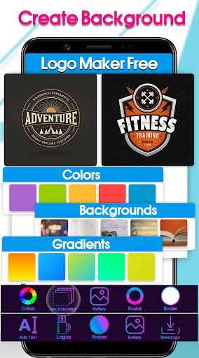 Logo Maker 2020- Logo Creator, Logo Design screenshot 1