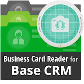 Business Card Reader for Base CRM