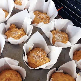 Mini Sweet Potato Souffles.