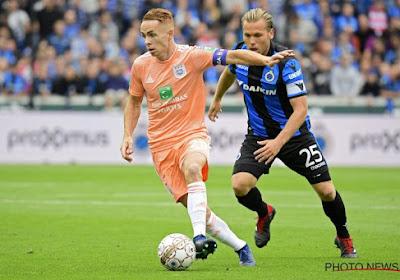 Hein Vanhaezebrouck a apprécié la prestation des jeunes Anderlechtois
