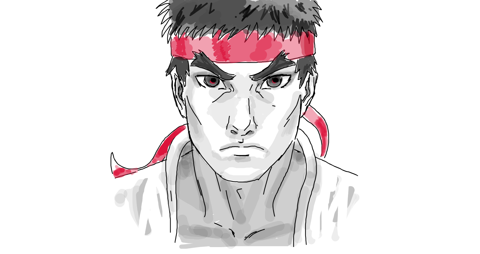 Ryu Drawings Sketchport