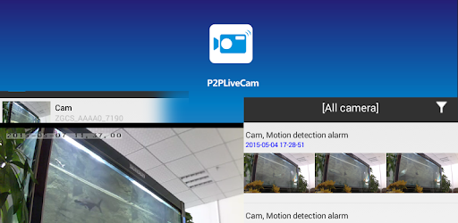 P2PLiveCam - by gang zhang - Video Players & Editors Category