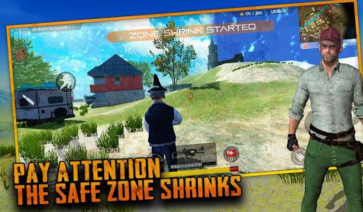 Free survival: fire battlegrounds battle royale 5 screenshots 13