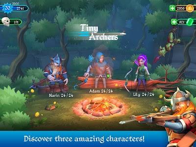 Tiny Archers v1.6.25.0 Mod Money